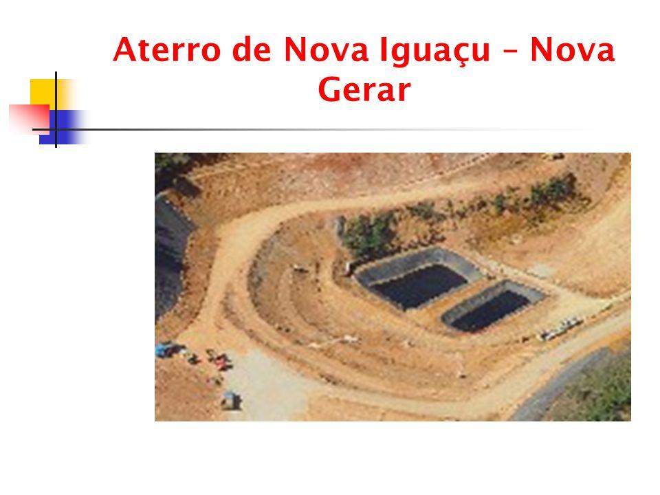 Aterro de Nova Iguaçu – Nova Gerar