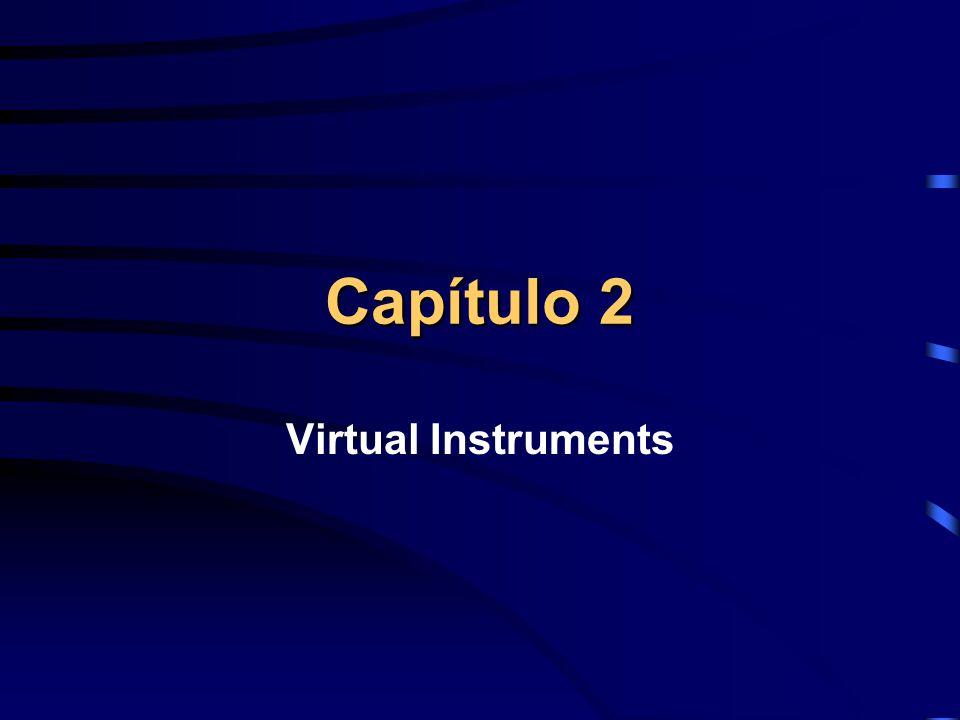 Capítulo 2 Virtual Instruments