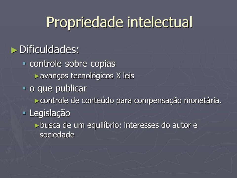 ► Interesses envolvidos:  publicações acadêmicas ► autor e universidades -> centralizar produção e disseminar conhecimento.