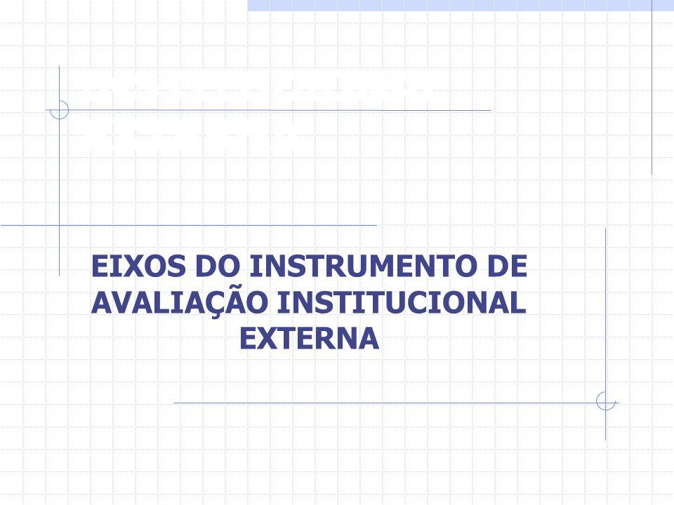  COMISSÃO INTERINSTITUCIONAL: Representantes do CNE, CONAES, CAPES, SERES/MEC, INEP, CTAA, IES PÚB.