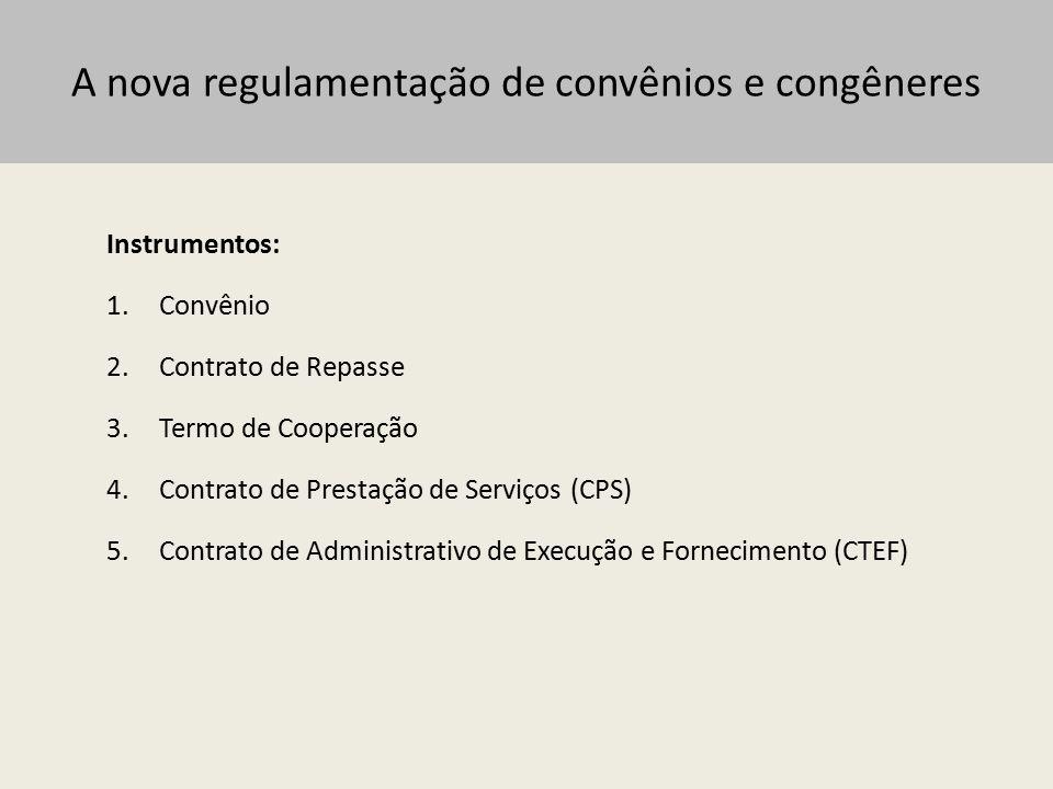 A nova regulamentação de convênios e congêneres Jurisprudência do TCU em relação ao Sistema S Autoriza a celebração de novos convênios no âmbito do Sistema S , desde que, na formalização desses instrumentos de convênio, sejam observados os princípios gerais relativos à Administração Pública, utilizando como referencial normativo a Portaria Interministerial MP/MF/CGU nº 127/2008 (revogada e sucedida pela Portaria Interministerial MP/MF/CGU nº 507/2011).