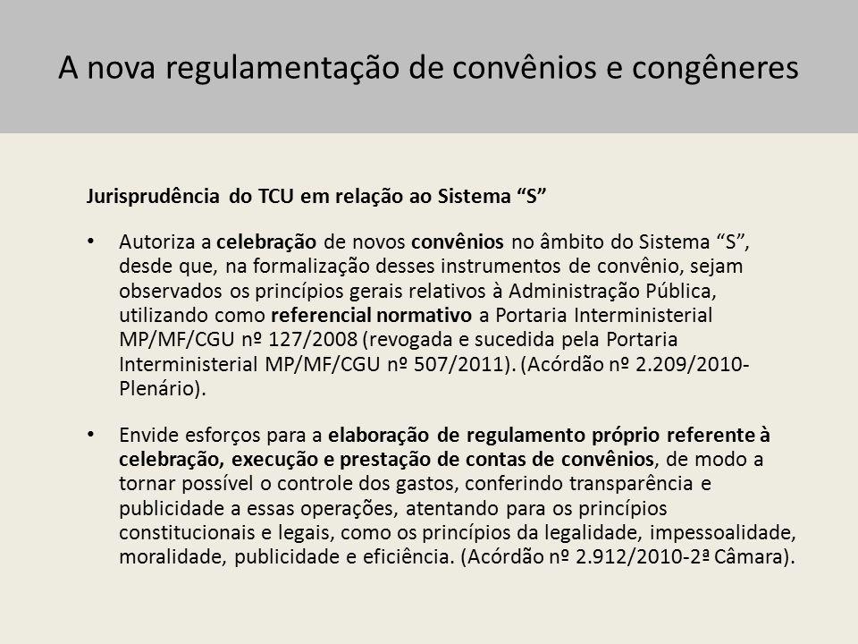 Etapas essenciais na gestão de convênios no âmbito do SICONV I – O Planejamento II – A formalização de convênios no âmbito do OGU III – Celebração do Termo IV – Execução V – Prestação de Contas VI – Tomada de Contas Especial