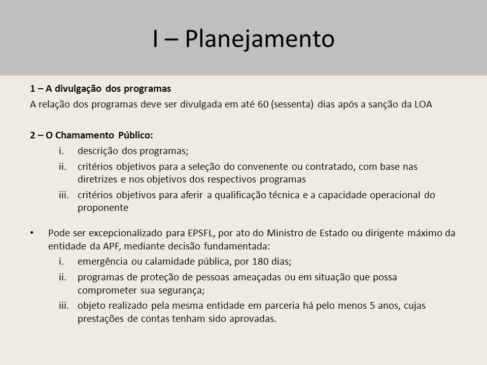 II – A formalização de convênios no âmbito do OGU Credenciamento: Realizado diretamente no SICONV (www.convenios.gov.br);www.convenios.gov.br Torna apto a receber login e senha para ter acesso ao sistema.