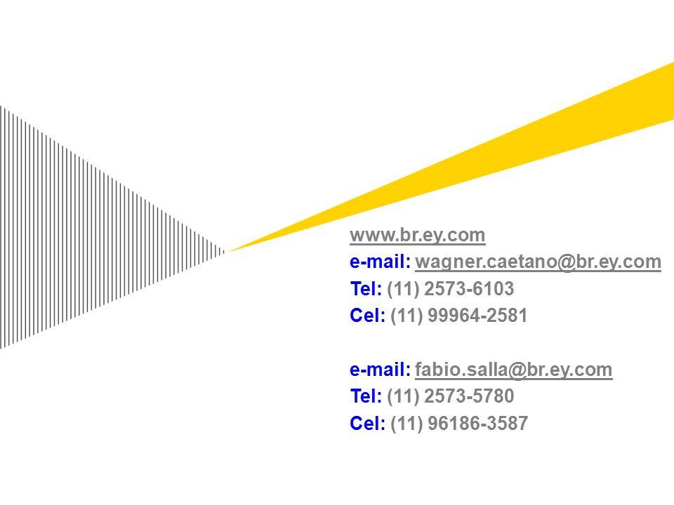 Setembro de 2013 IFRS Master Class Instrumentos Financeiros www.br.ey.com e-mail: wagner.caetano@br.ey.comwagner.caetano@br.ey.com Tel: (11) 2573-6103