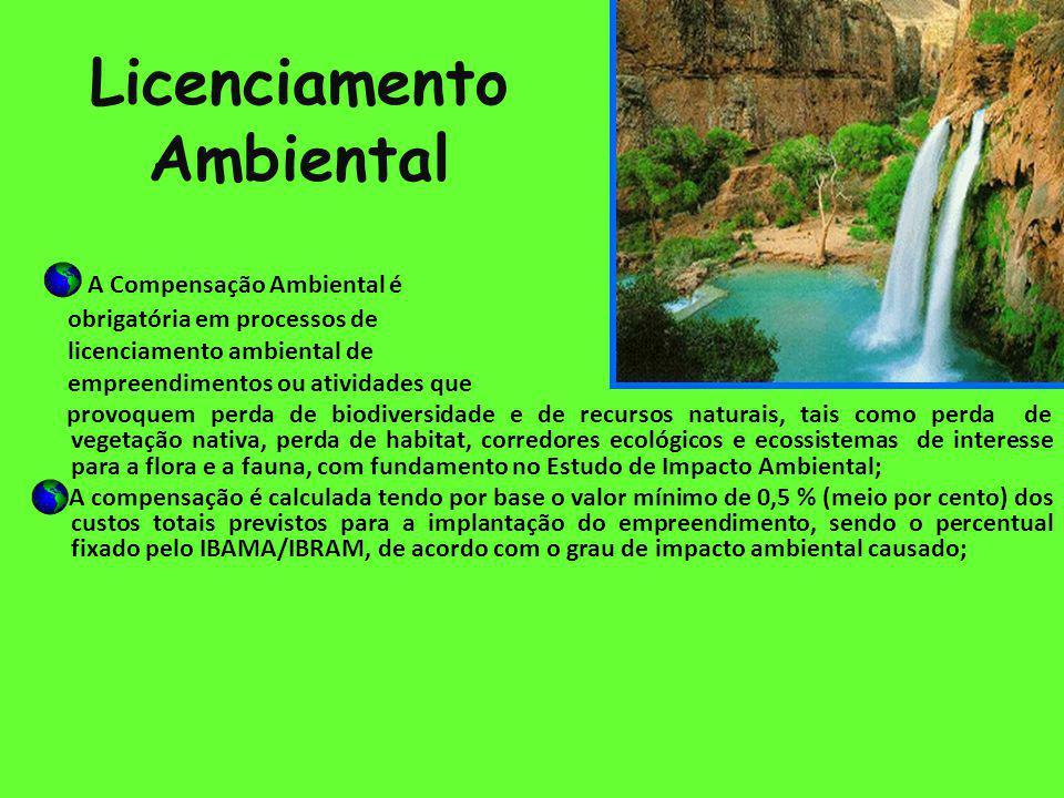 Licenciamento Ambiental - O Projeto Básico Ambiental PBA é o documento que apresenta, detalhadamente, todas as medidas de controle e os programas ambientais propostos no EIA.