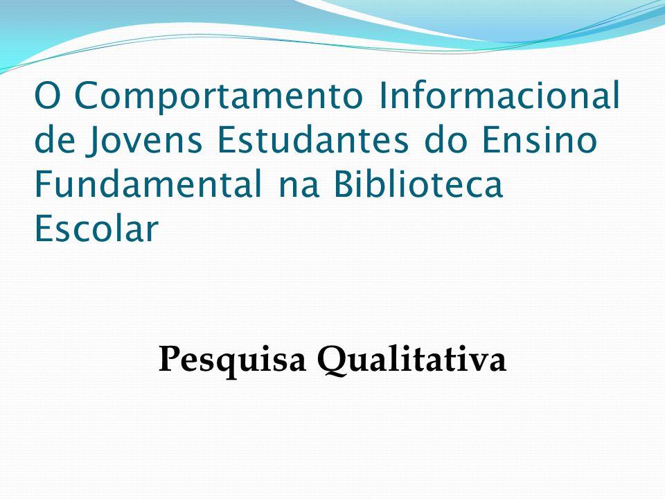 Sumário Objeto do estudo Principais resultados da fase quantitativa Instrumento de coleta de dados da fase qualitativa Análise qualitativa dos dados Considerações finais Referências