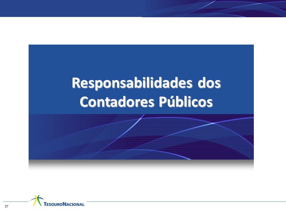 Responsabilidades dos Contadores Públicos 37