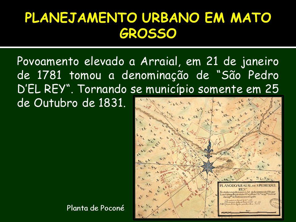 """Povoamento elevado a Arraial, em 21 de janeiro de 1781 tomou a denominação de """"São Pedro D'EL REY"""". Tornando se município somente em 25 de Outubro de"""