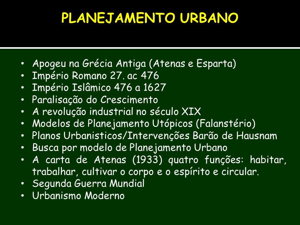 Apogeu na Grécia Antiga (Atenas e Esparta) Império Romano 27. ac 476 Império Islâmico 476 a 1627 Paralisação do Crescimento A revolução industrial no