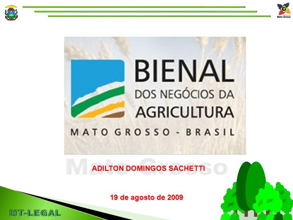 Programa Mato-Grossense de Regularização Ambiental Rural MT-LEGAL