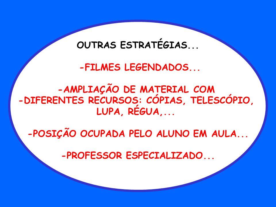 OUTRAS ESTRATÉGIAS...-FILMES LEGENDADOS...