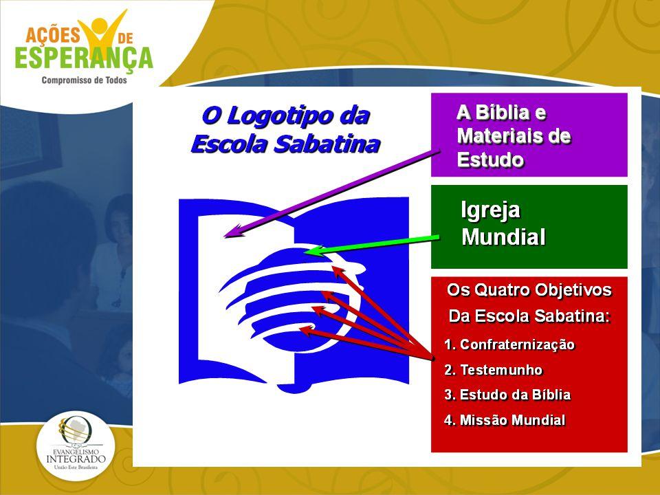 Quantidade de Escolas Sabatinas.- Na Divisão Sudamericana a 18.595 lugares.