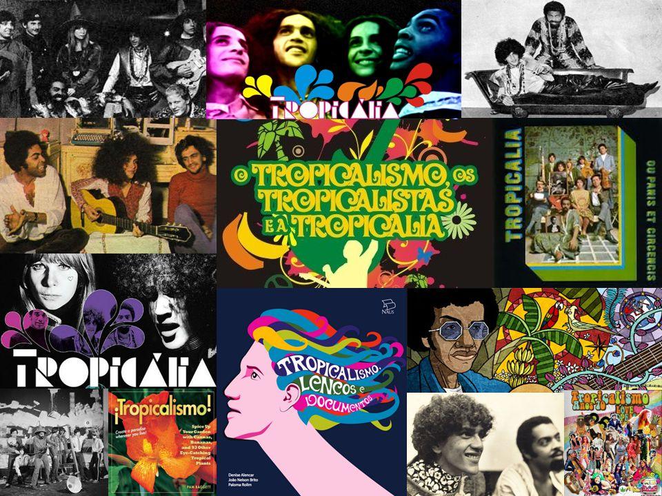O tropicalismo foi um movimento musical, que também atingiu outras esferas culturais (artes plásticas cinema, poesia), surgido no Brasil no final da década de 1960.