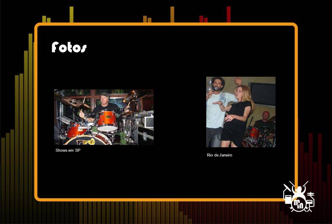 Shows em SP Rio de Janeiro