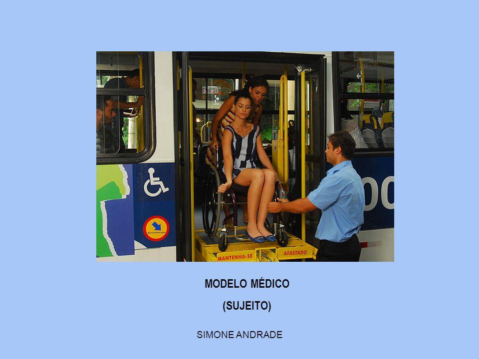 SIMONE ANDRADE REFERÊNCIAS: DINIZ, Débora.O que é deficiência..