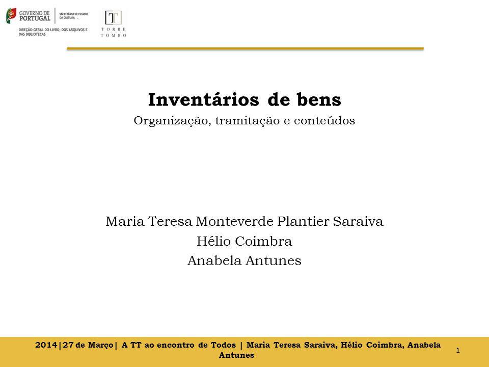 Introdução Há processos de inventário - constituídos apenas com o requerimento para se proceder a inventário e o auto de juramento dado ao inventariante.