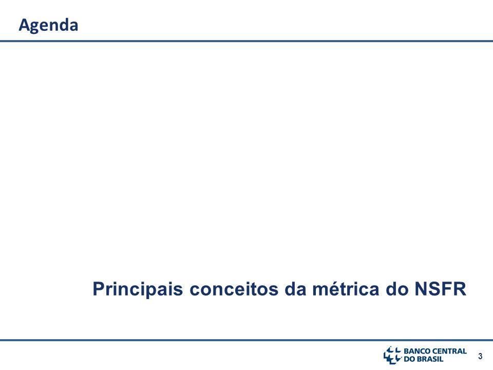 3 Principais conceitos da métrica do NSFR