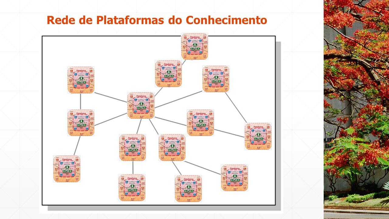 17 Rede de Plataformas do Conhecimento