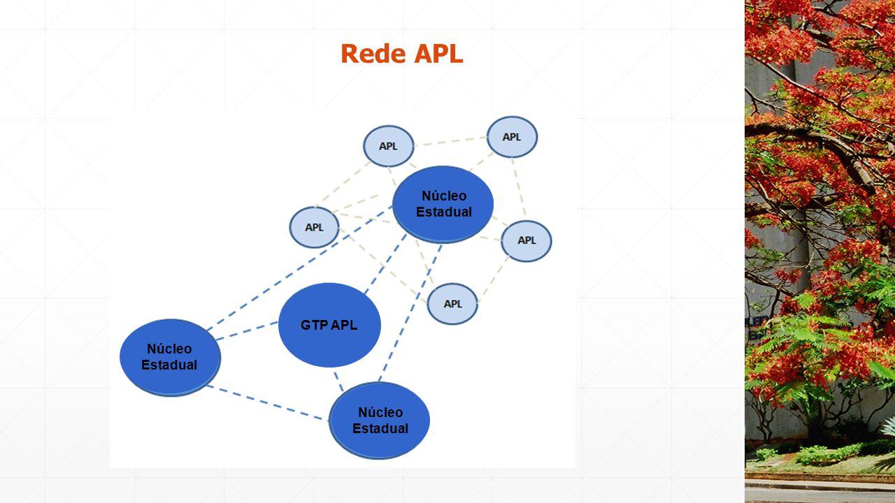 Rede APL Núcleo Estadual GTP APL