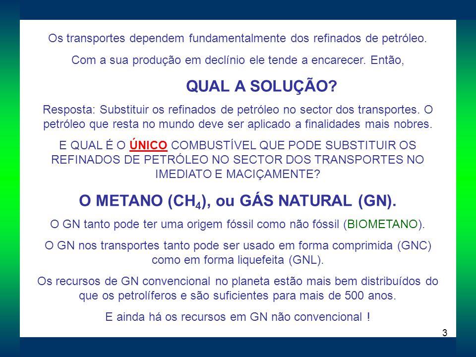 14 30 de Setembro próximo, no LNEC: Conferência O gás natural nos transportes Entrada livre, mediante inscrição prévia.