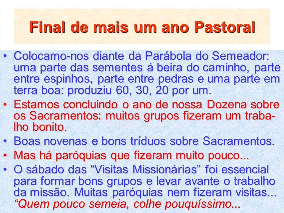 Estamos com o Caderno Missionário 07 quase pronto O tema são os 15 Mandamentos...