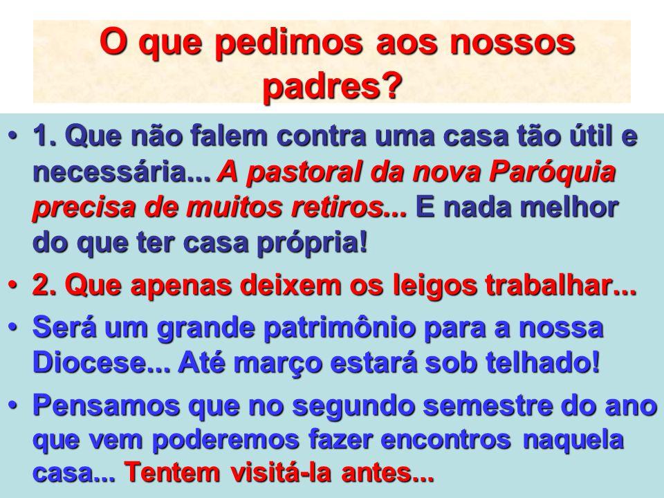 Curso de atualizaçao dos padres Curso organizado pela CNBB, em Belo Horizonte.Curso organizado pela CNBB, em Belo Horizonte.