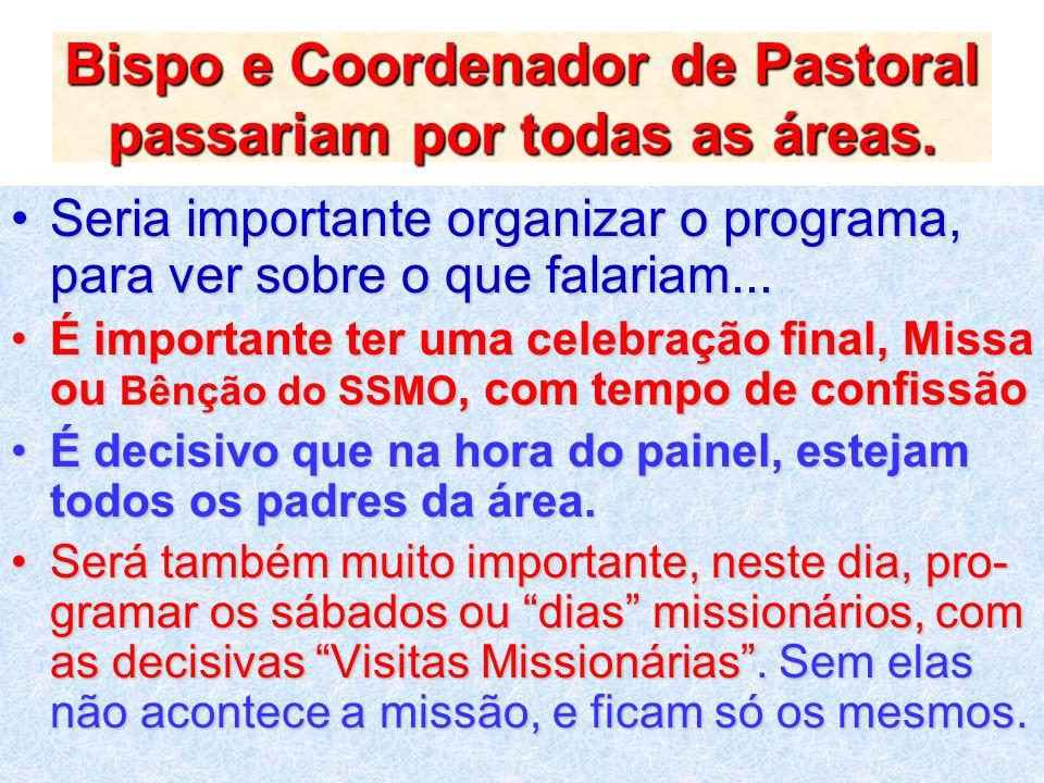 Na preparação ao Novo Plano Pastoral 2014-2018.