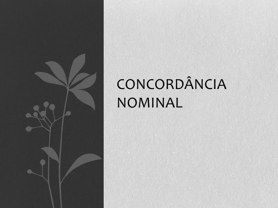 Concordância é harmonização de flexões nas palavras, de acordo com a norma culta.
