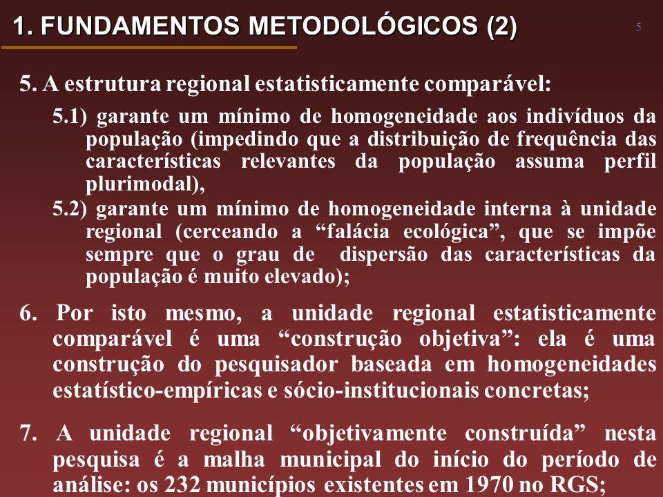 5 1. FUNDAMENTOS METODOLÓGICOS (2) 5.