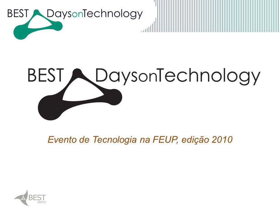 Evento de Tecnologia na FEUP, edição 2010