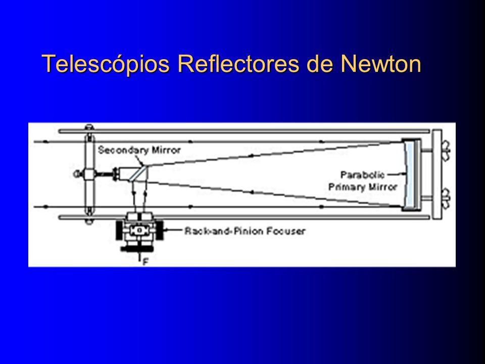 Telescópios Reflectores de Newton