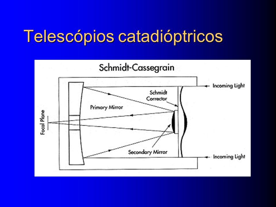 Telescópios catadióptricos