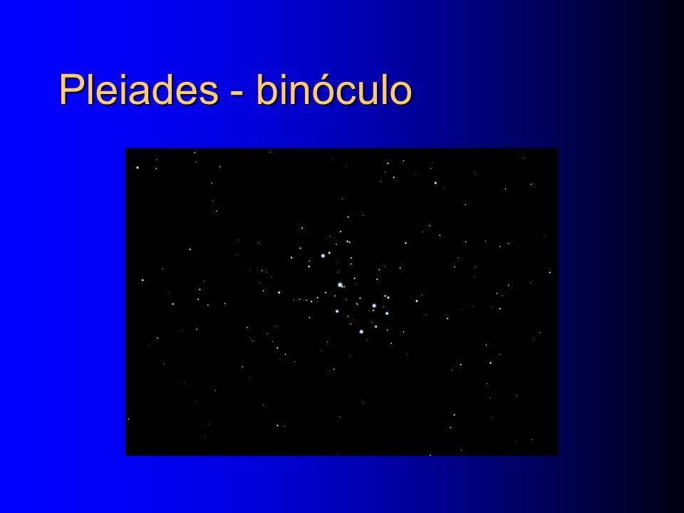 Pleiades - binóculo