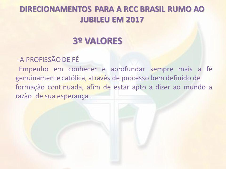 DIRECIONAMENTOS PARA A RCC BRASIL RUMO AO JUBILEU EM 2017 4º ANALISE DA SITUAÇÃO Desafios - Concorrência com formas de entretenimento atraentes oferecidas pelo mundo civil.