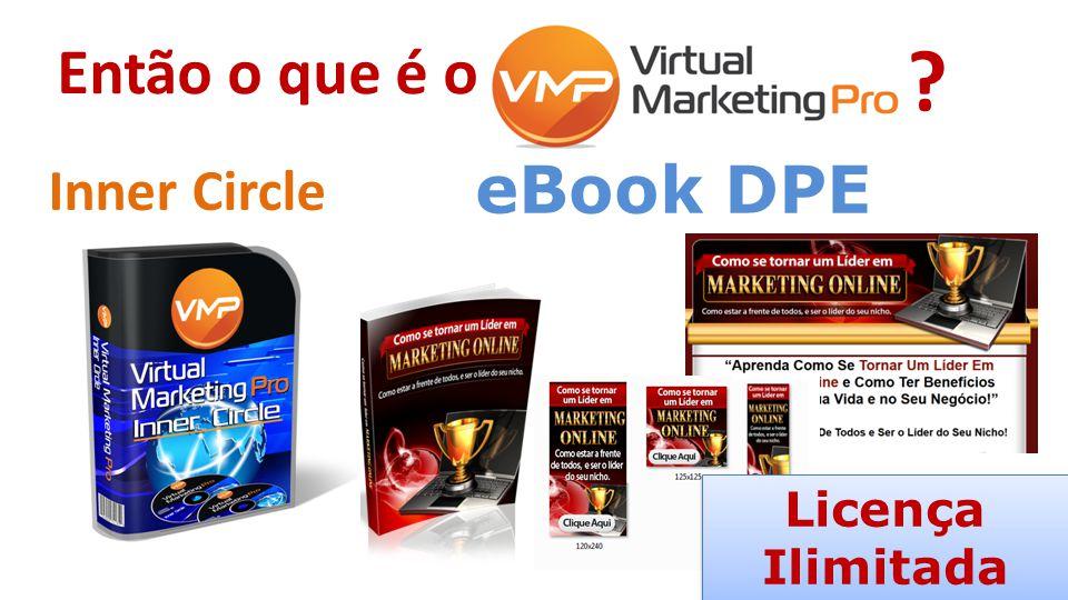 Então o que é o eBook DPE Licença Ilimitada Inner Circle ?