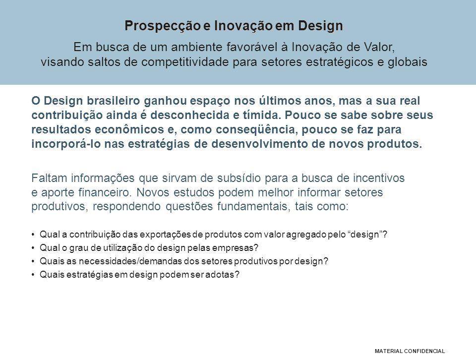 O Design brasileiro ganhou espaço nos últimos anos, mas a sua real contribuição ainda é desconhecida e tímida.