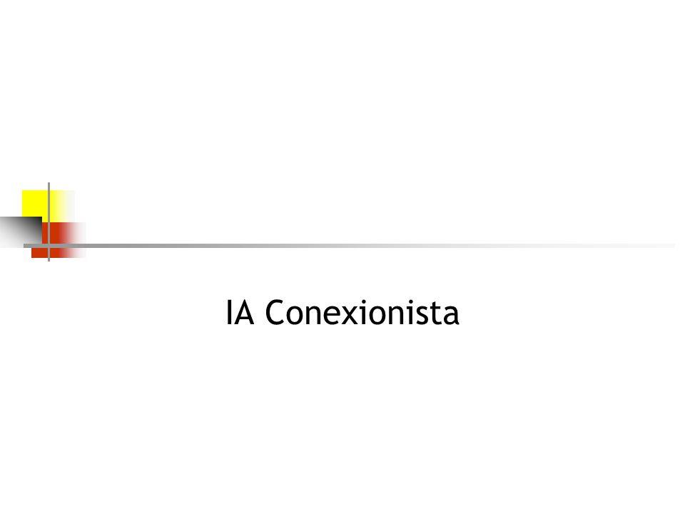 9 IA Simbólica: Resumo n Características principais Inspirada na lógica, semiologia, lingüística e psicologia cognitiva (funcionalista) Representação