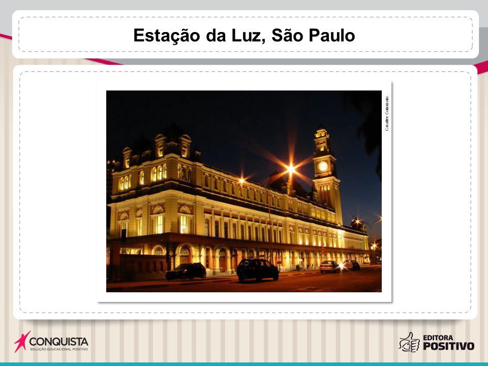 Estação da Luz, São Paulo Creative Commons