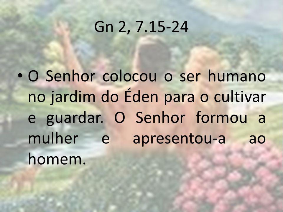 Salmo 1 Homens: Glória ao Pai, ao Filho e ao Espírito Santo.