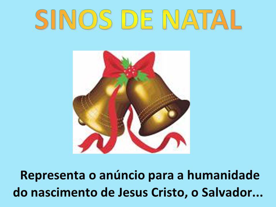 Guiou os três reis magos até o local de nascimento do Menino Jesus...