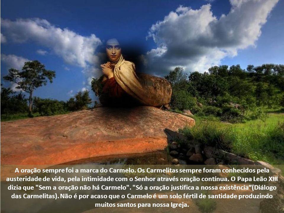 Vamos conhecer uma grande mulher que se destacou não somente no Carmelo, mas também em toda a Igreja. O seu nome é Teresa de Ávila, santa, reformadora