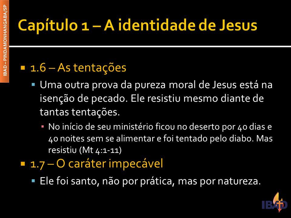  O ápice do ministério de Cristo está em sua morte no calvário com propósito.