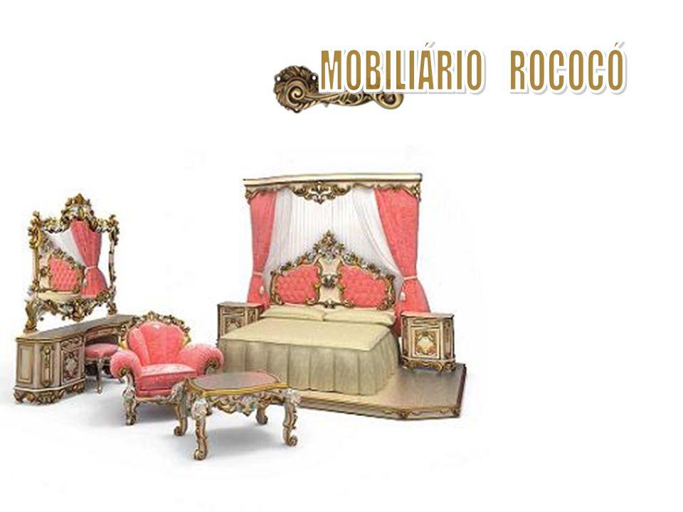O estilo Rococó ou Luís XV, como também é conhecido (1700 - 1800 ), foi responsável por uma transformação no mobiliário e nos interiores.