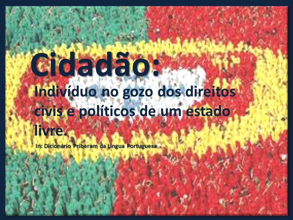 APRC – Associação Portuguesa Rede dos Cidadãos – Agosto 2011 rede dos cidadãos Rede dos Cidadãos Cidadão: Indivíduo no gozo dos direitos civis e políticos de um estado livre.