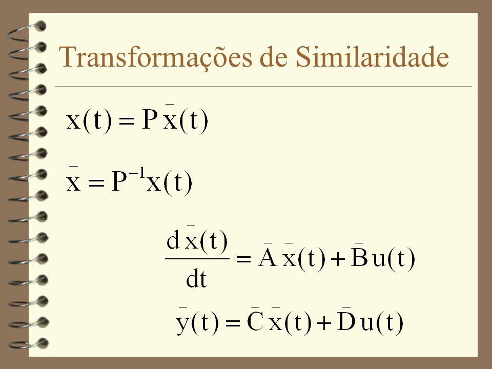 Transformações de Similaridade