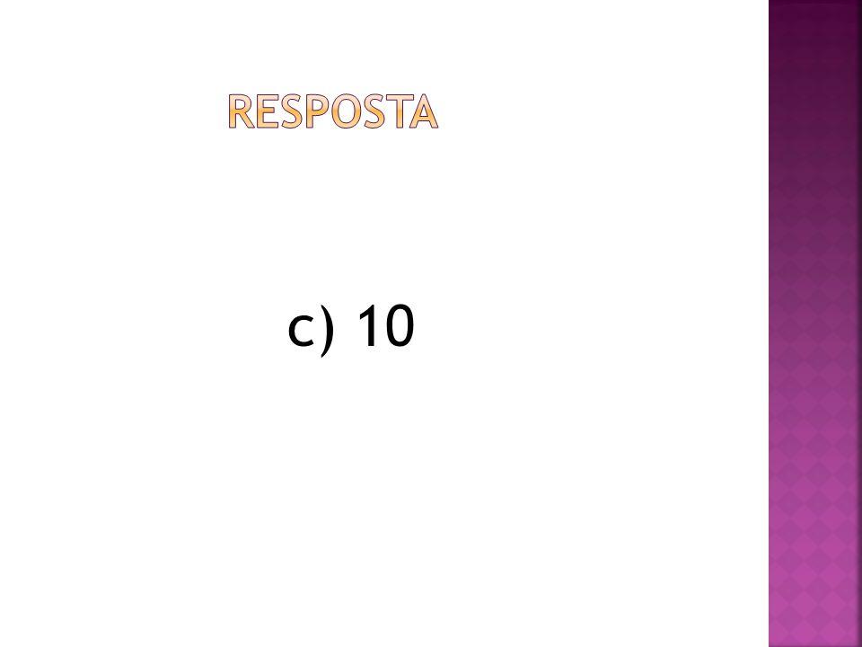 c) 10