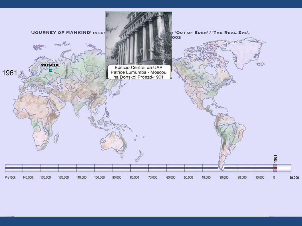 Essa é uma simples complementação da maravilhosa apresentação em PowerPoint realizada pela Fundação Bradshaw, em associação com o cientista Stephen Oppenheimer, na qual se faz uma representação visual da Jornada da Humanidade nos últimos 160.000 anos da evolução particular da vida humana no planeta Terra.
