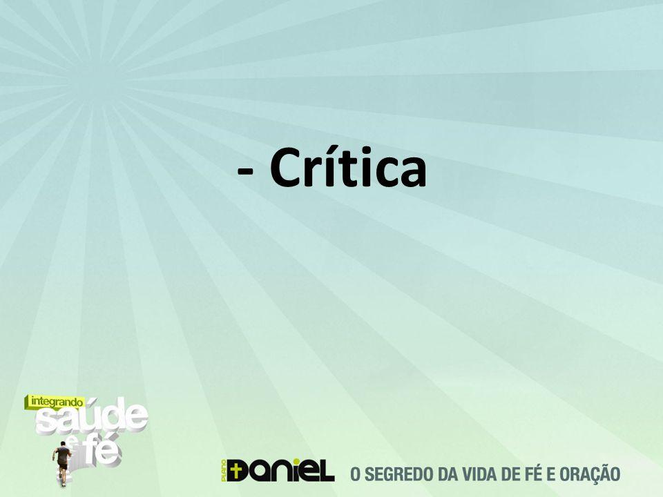 - Crítica