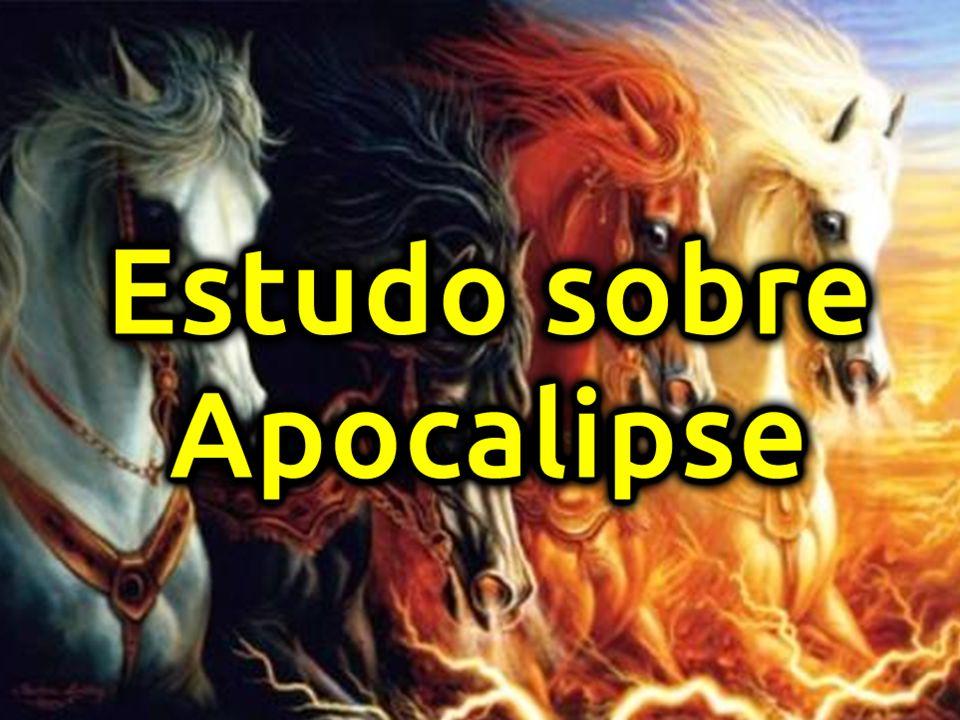 A Segunda Vinda de Cristo Estudo sobre Apocalipse