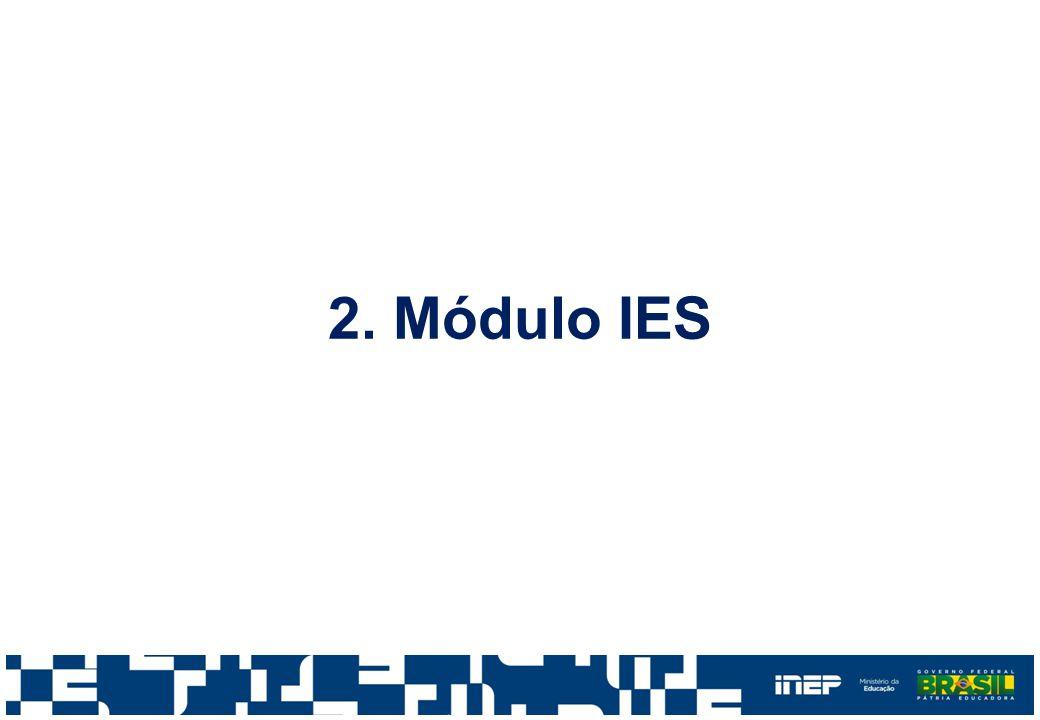 2. Módulo IES